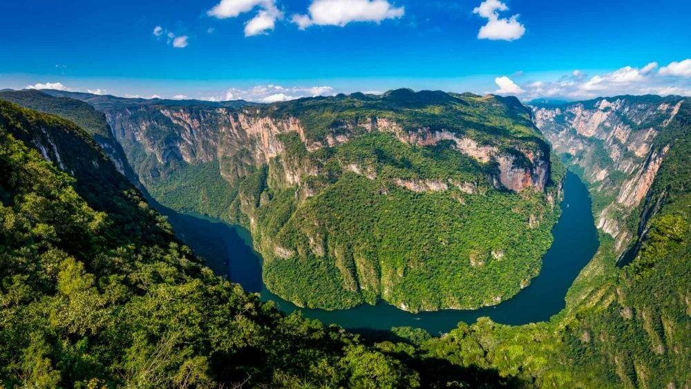 Parque Nacional Canon del Sumidero