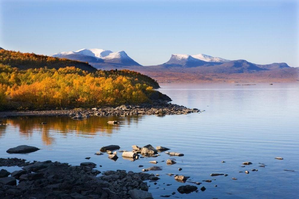 Los 10 Parques Nacionales más hermosos de Suecia