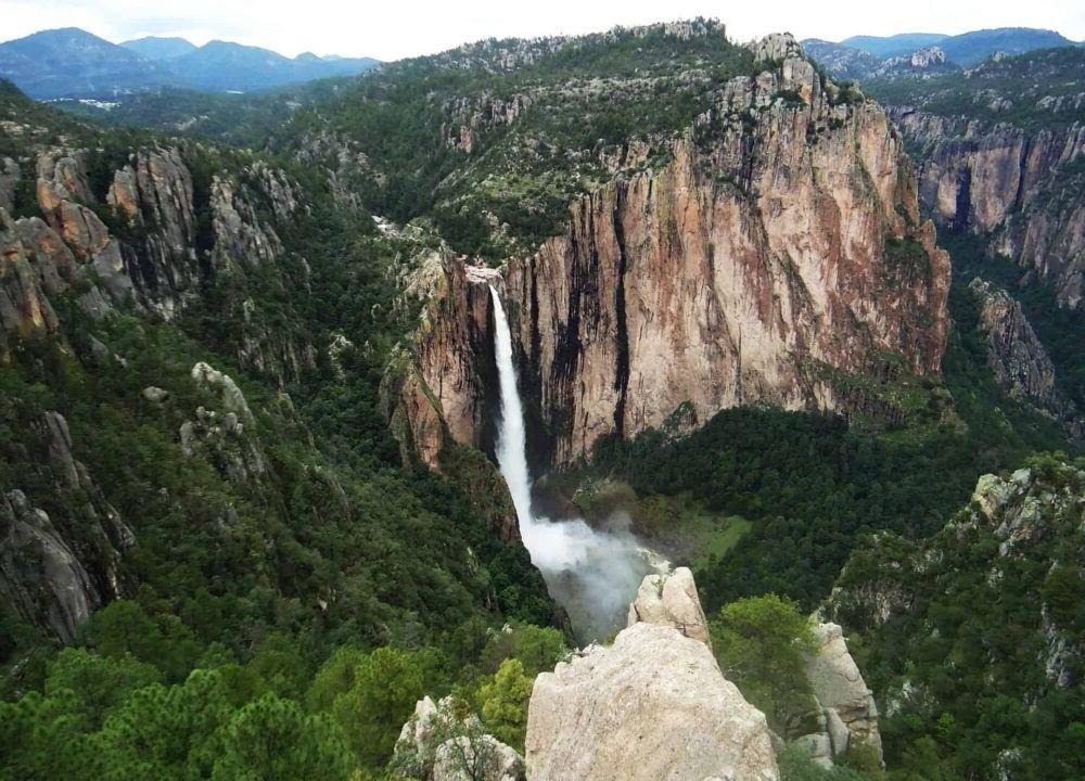 Parque Nacional de las Cataratas de Basaseachic