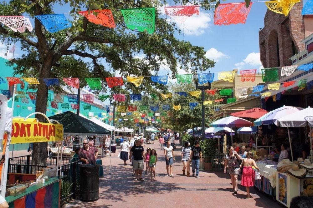 Plaza del Mercado de San Antonio