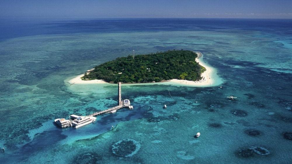 Que hacer en Australia, Green Island