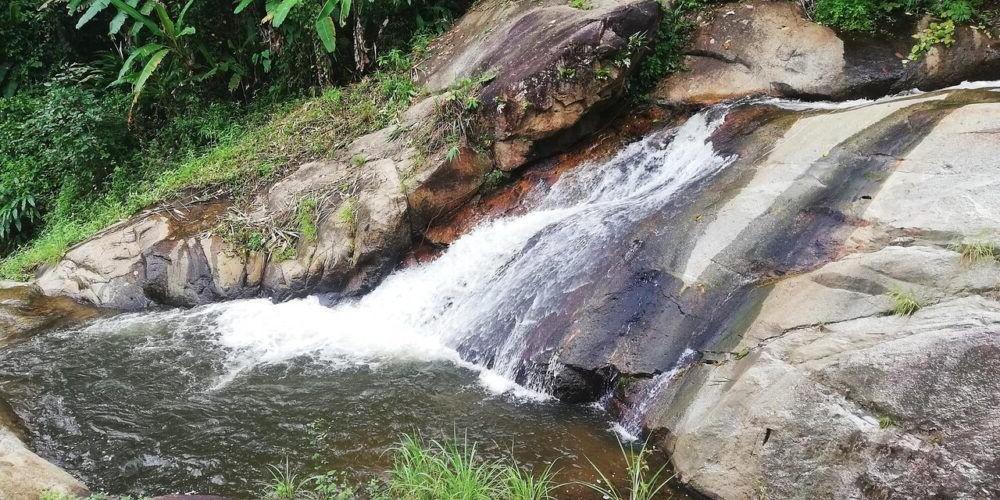 Que hacer en Cascada Mor Paeng Tailandia