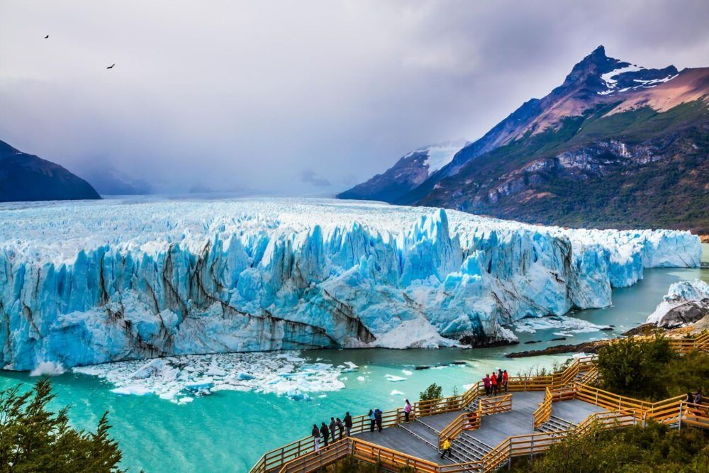 Que hacer en El Glaciar Perito Moreno