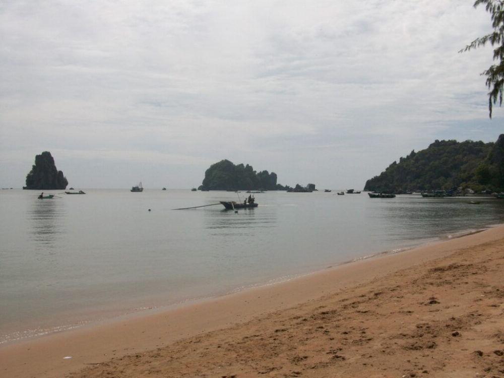 Que hacer en Hon Chong vietnam