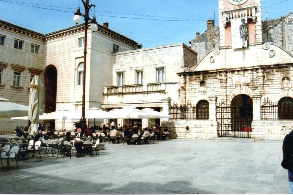 Que hacer en Narodni trg Zadar