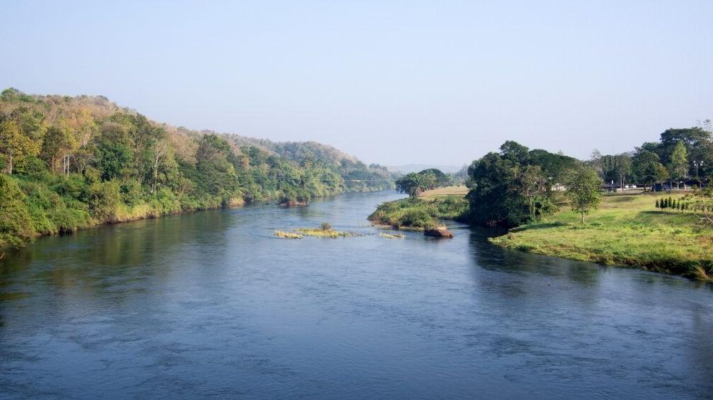 Que hacer en Pai River Tubing Tailandia