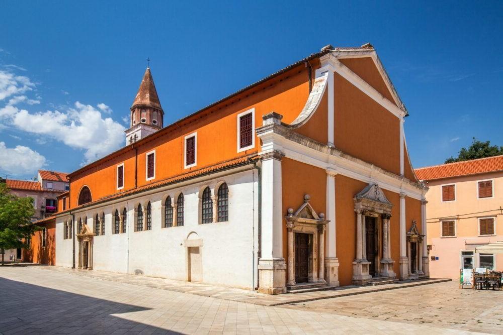 Que hacer en San Simeon Church Zadar