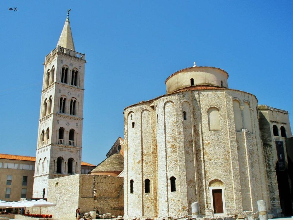 Que hacer en Zadar, Iglesia de San Donato