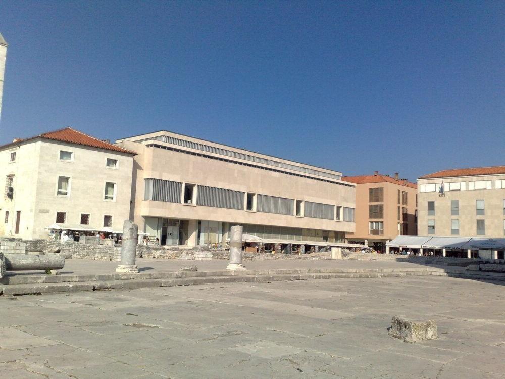 Que hacer en Zadar, Museos arqueológicos