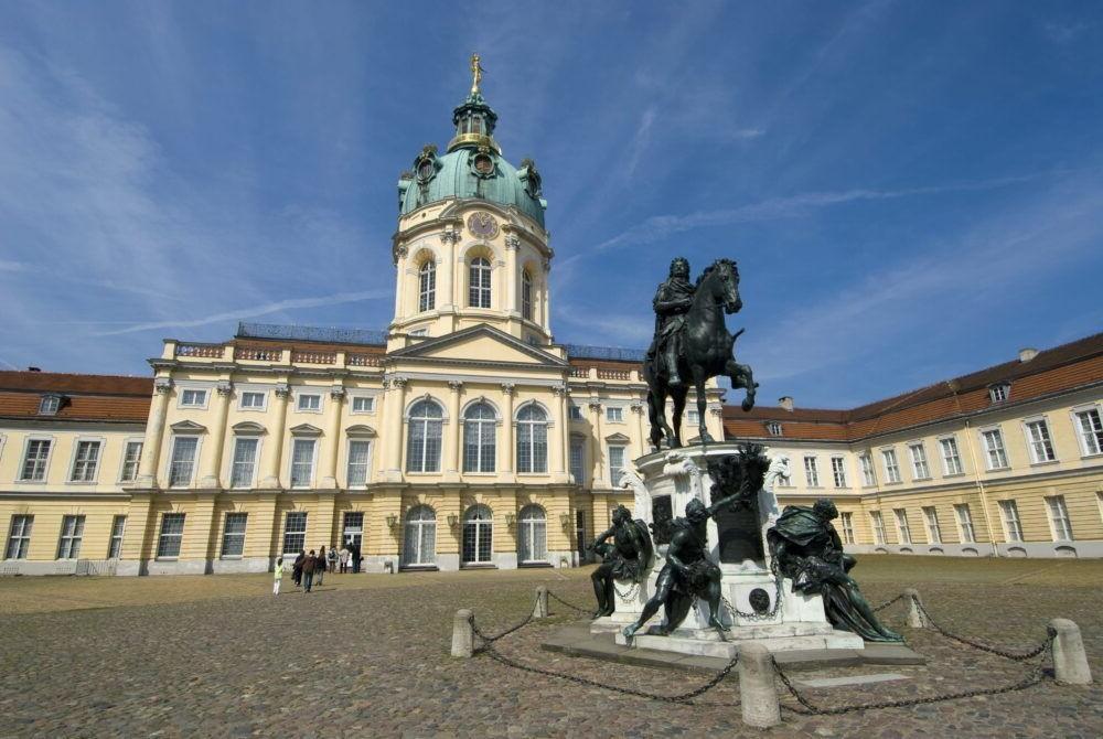Que hacer en el Palacio de Charlottenburg