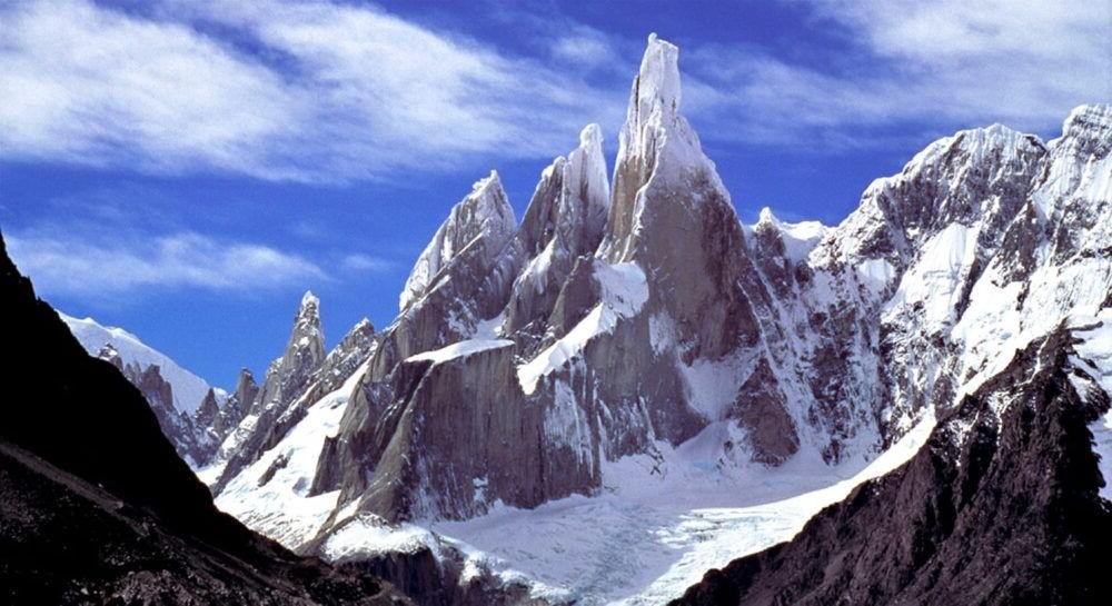 Que hacer por los picos escarpados de montañas argentna