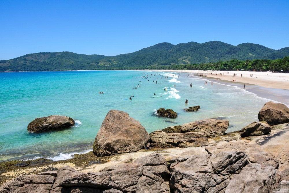 Recorrido por las playas de Ilha Grande