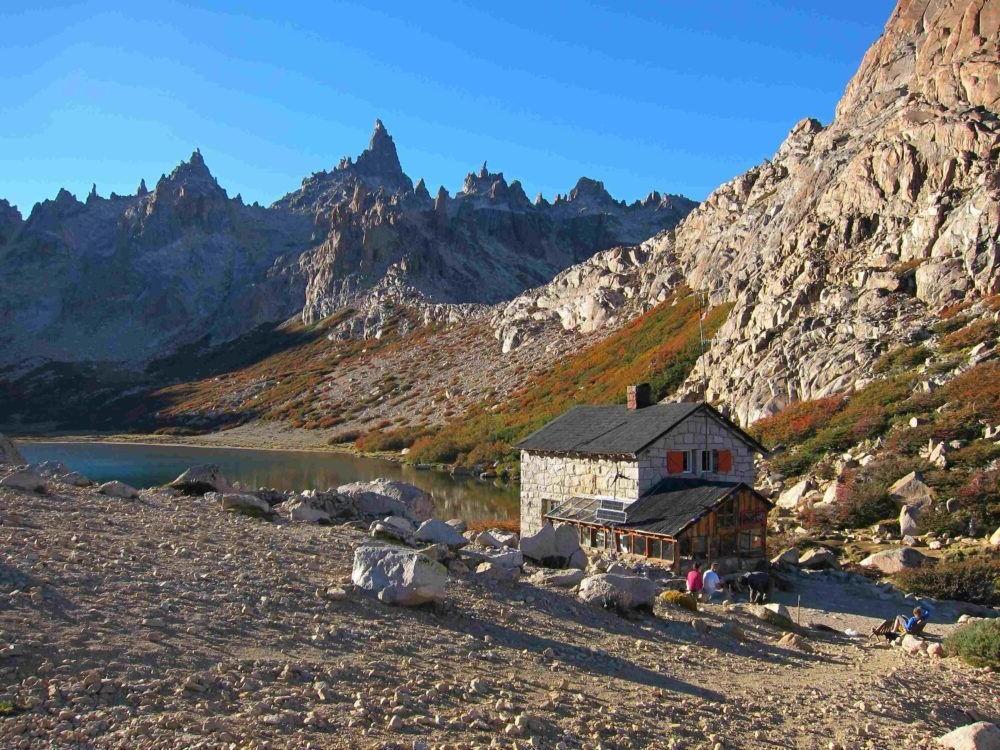 Refugio Frey Hike