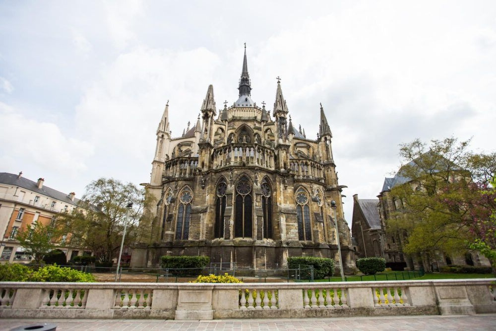 Reims Cathedral Tours