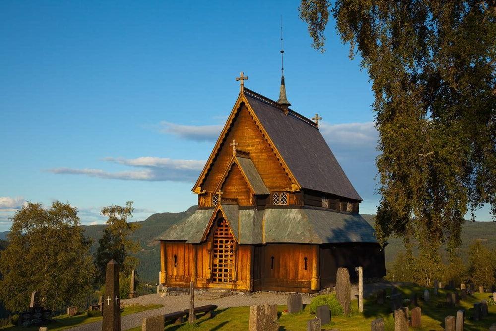 Reinli Stave Church