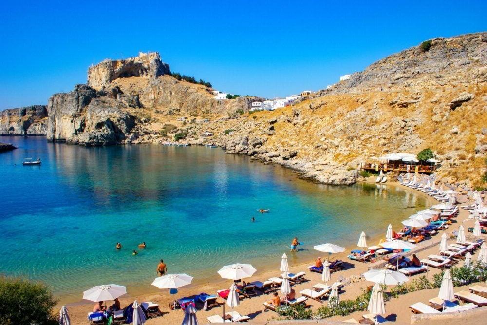11 Islas más hermosas del Dodecaneso