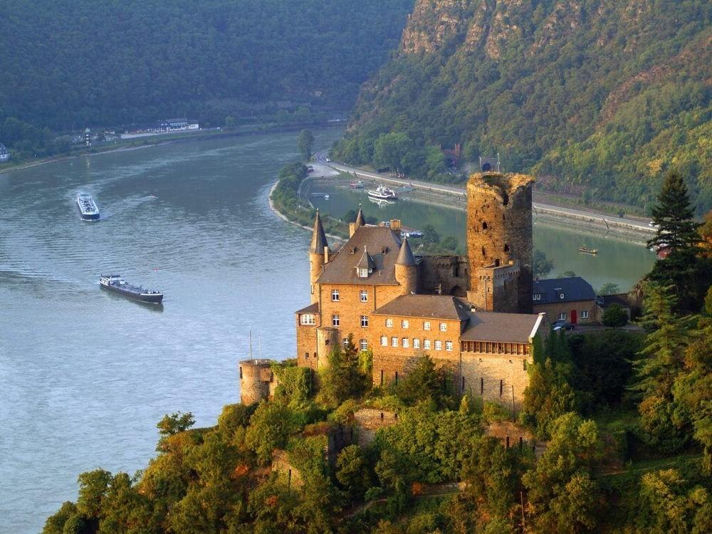 10 destinos más increíbles en el oeste de Alemania