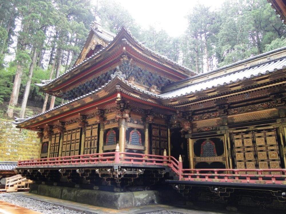 Santuario de Taiyuinbyo