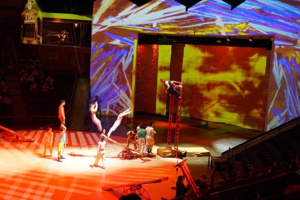 Shangai Circus World