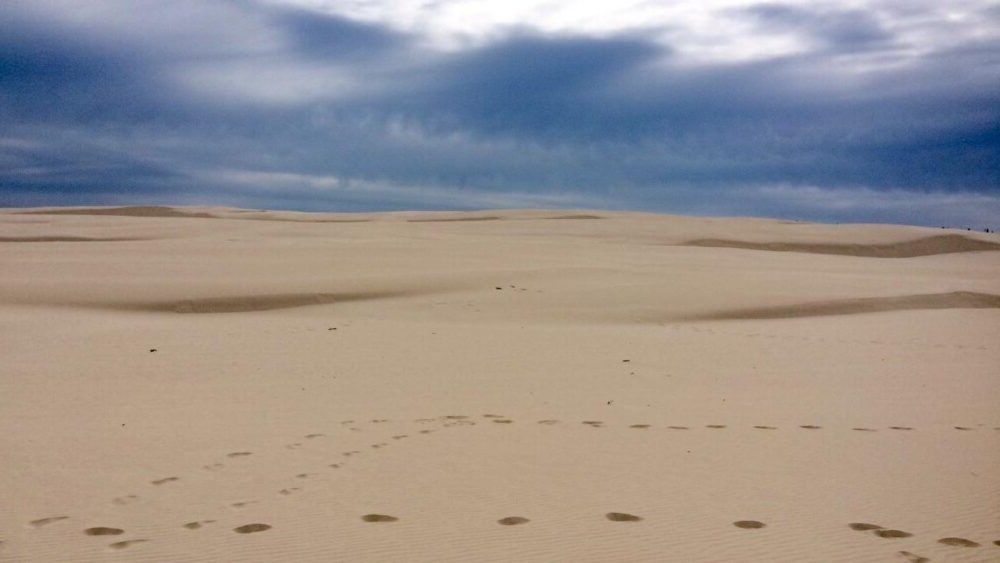 Slowinski Sand Dunes