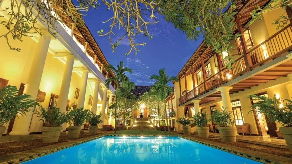 Donde hospedarse en Sri lanka Hotel Galle