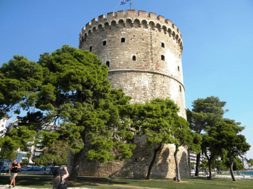 10 atracciones turísticas más importantes de Salónica
