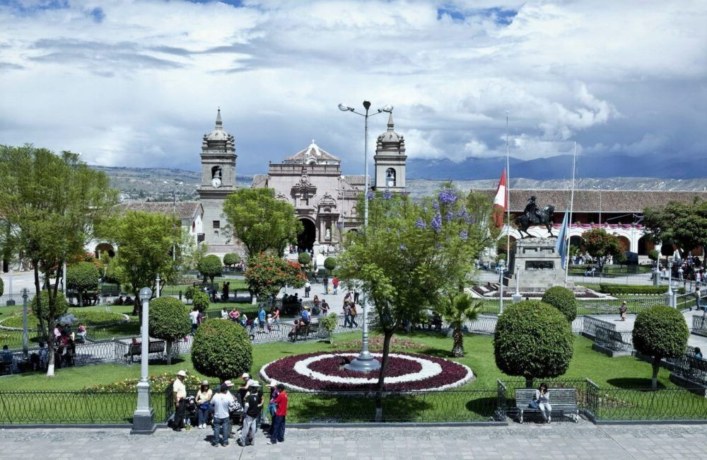 Tour por Ayacucho en Perú