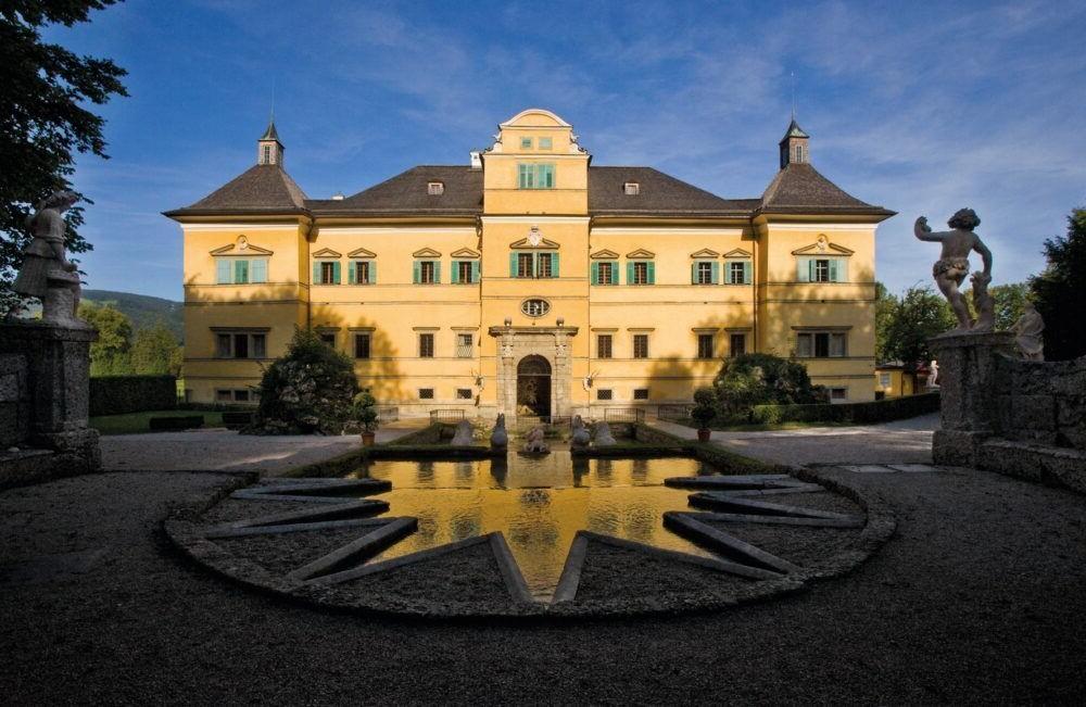 Tour por Hellbrunn Palace
