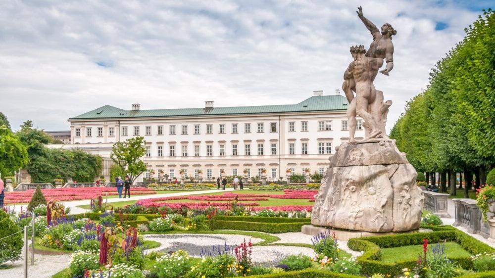 Tour por Mirabell Palace
