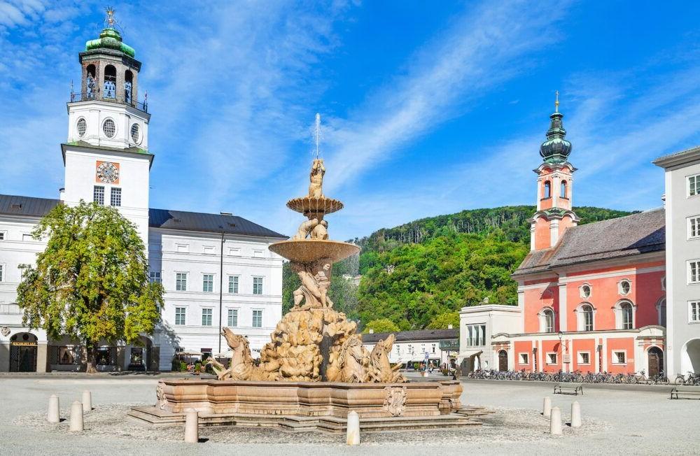 Tour por Residenzplatz