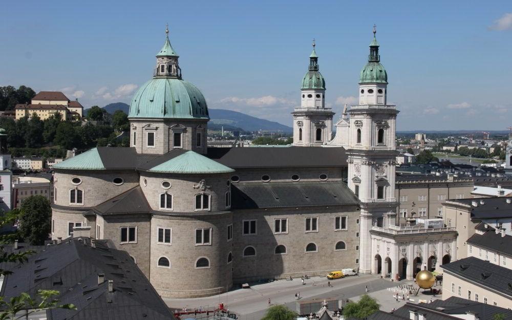 Tour por Salzburger Dom