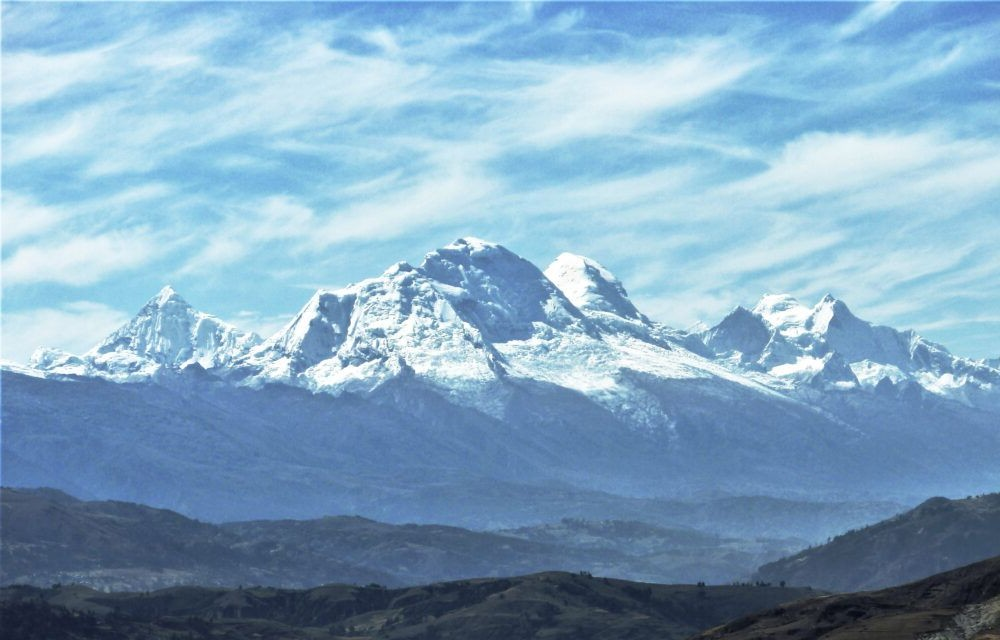 Turismo a la Cordillera Blanca