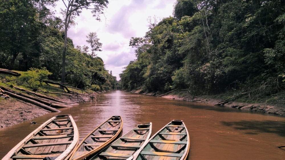 Turismo a través del Río Amazonas Iquitos