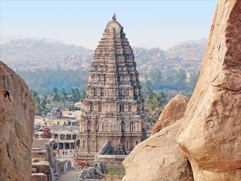 Turismo al Templo Virupaksha