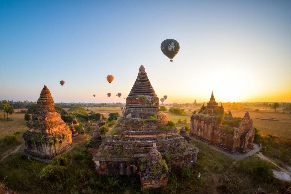 Turismo en Bagan