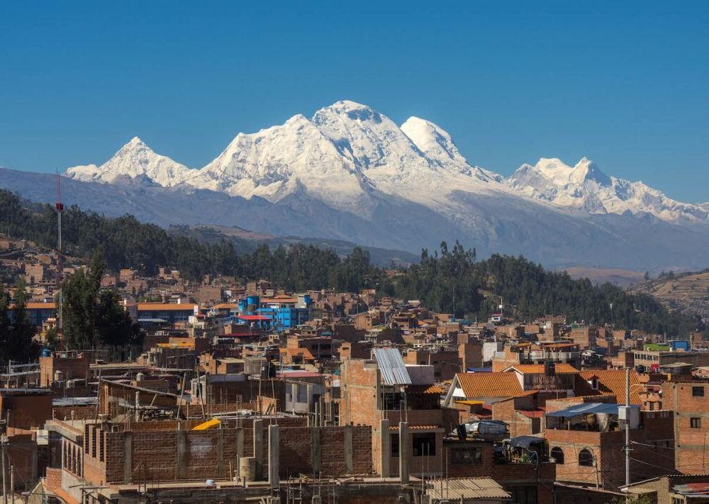 Turismo en Huaraz
