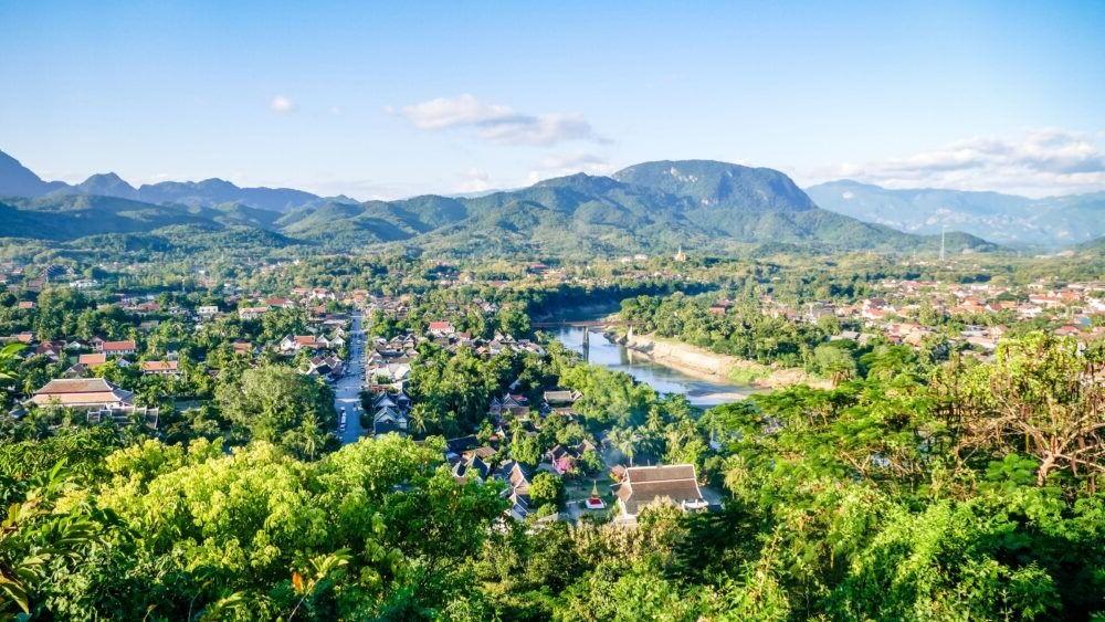 Turismo en Luang Prabang