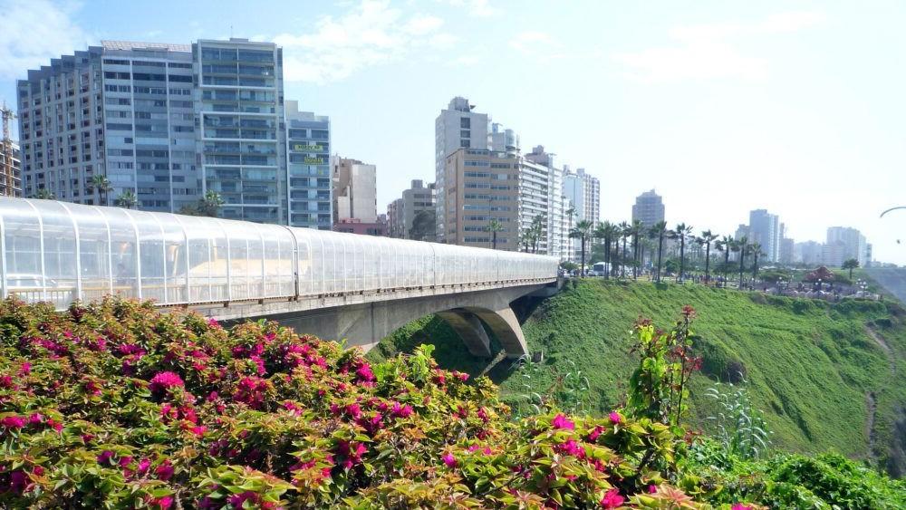 Turismo en el Distrito de Miraflores