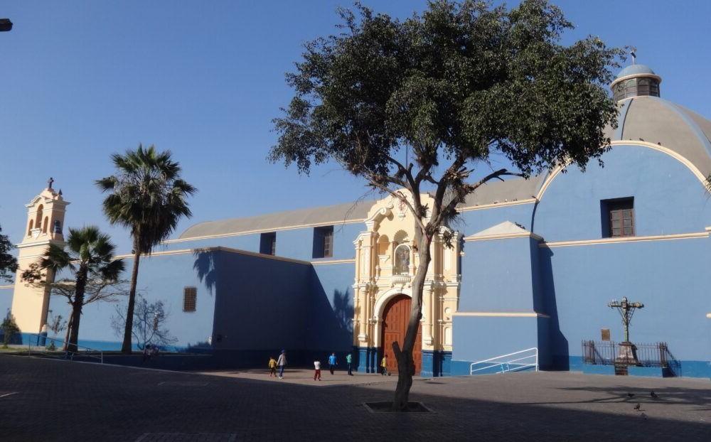 Turismo en el Monasterio de Santa Catalina