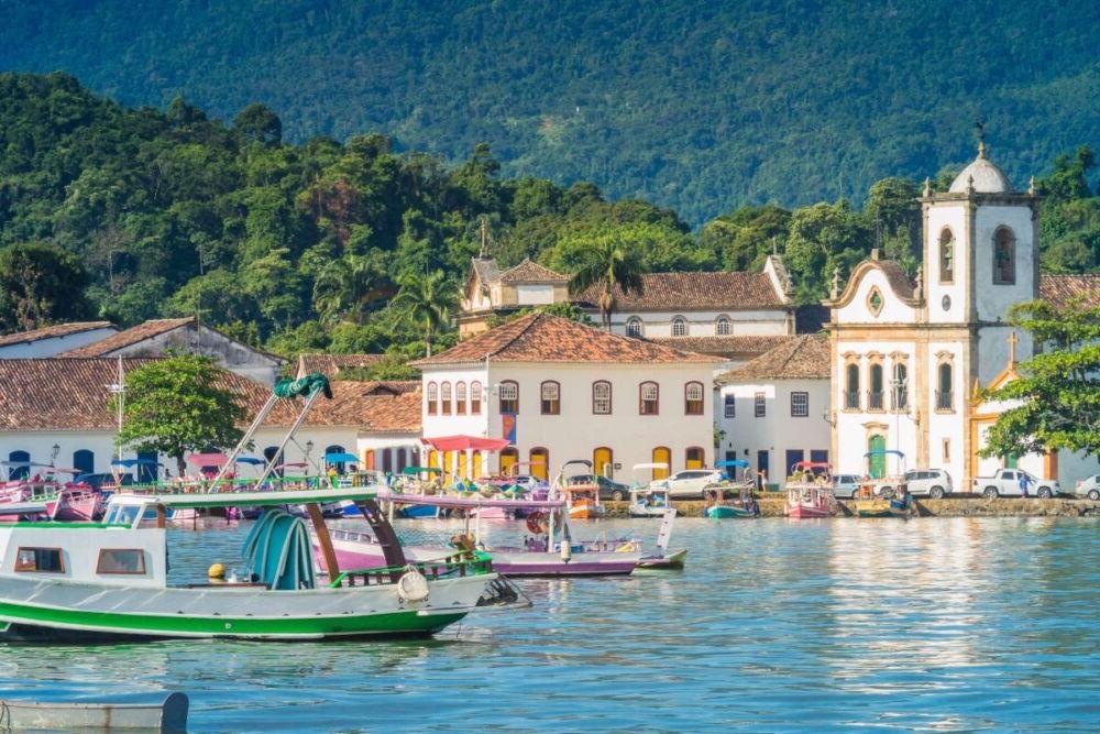 Turismo en paraty