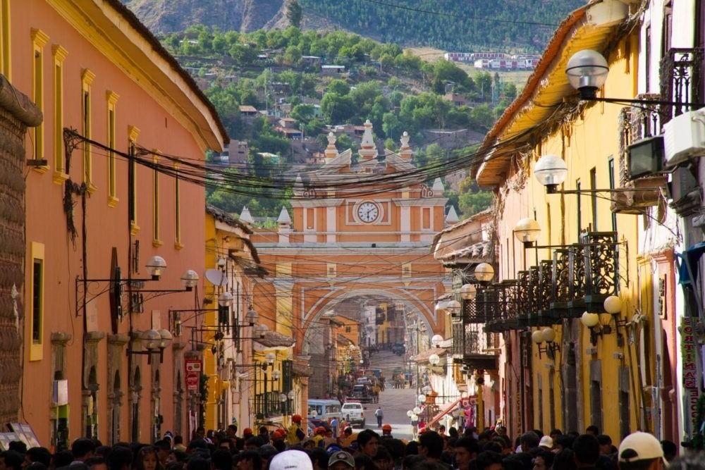 Turismo por Ayacucho