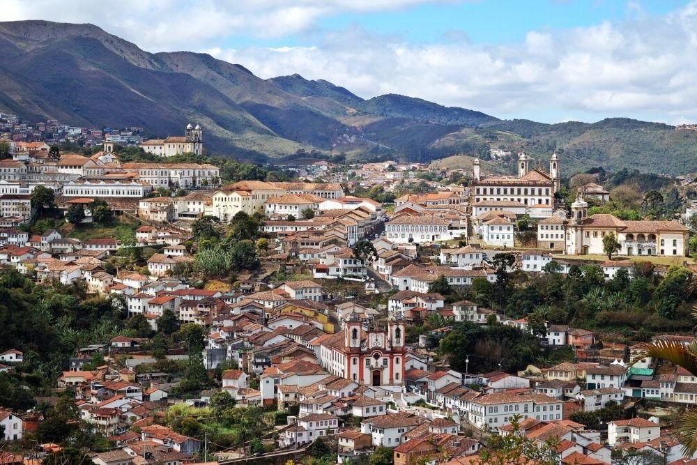 Turismo por Ouro Preto