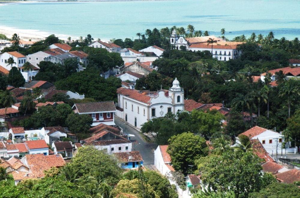 Turismo por el Centro Histórico de Olinda