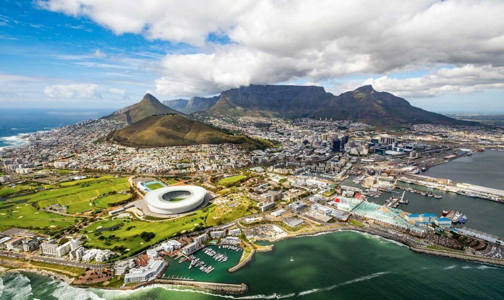 Turismo por la Ciudad del Cabo