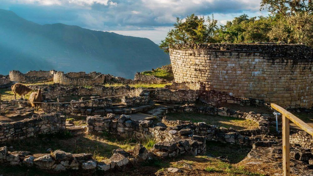 Un buen lugar que conocer en Perú, Kuelap
