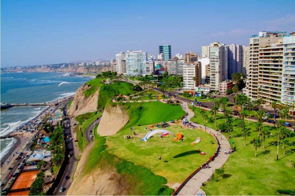 Un gran lugar turístico, Lima
