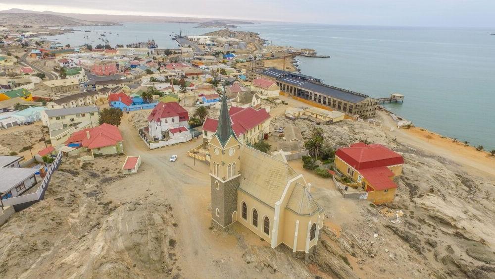 Un lugar para visitar en Namibia Luderitz