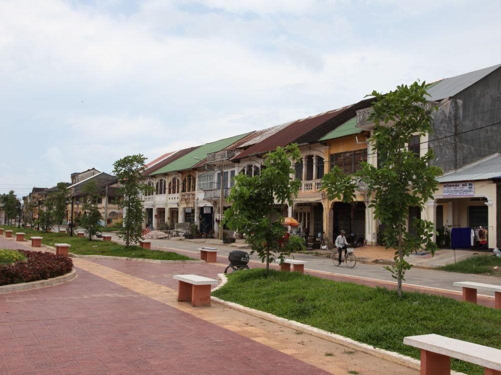 Una vista a Kampot