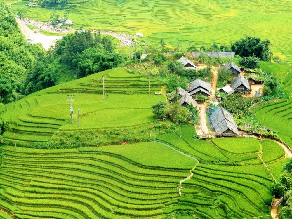 Valle de Muong Hoa