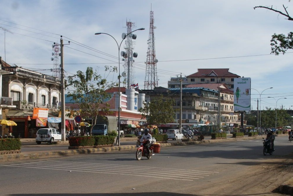 Visitar Kampong Thom